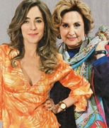 Fina estampa - ìris revela o verdadeiro segredo de Tereza Cristina