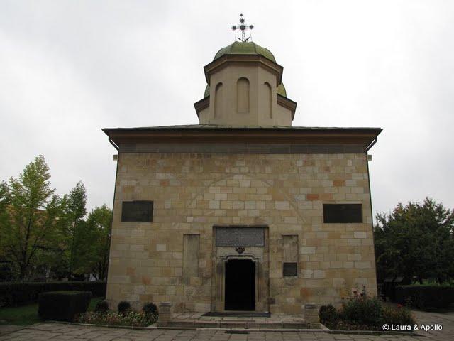 Mănăstirea Negru Vodă Câmpulung Muscel