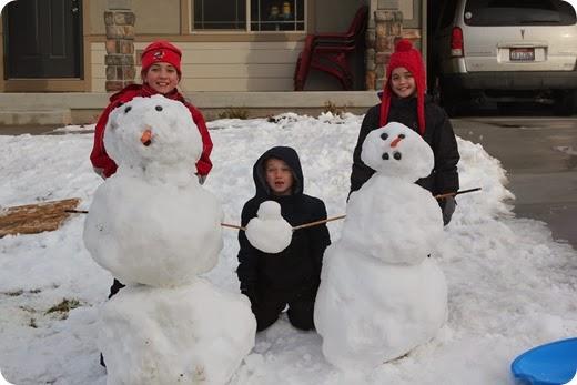Snow Family (3)