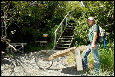 Campobello  3 SW trail loop 145