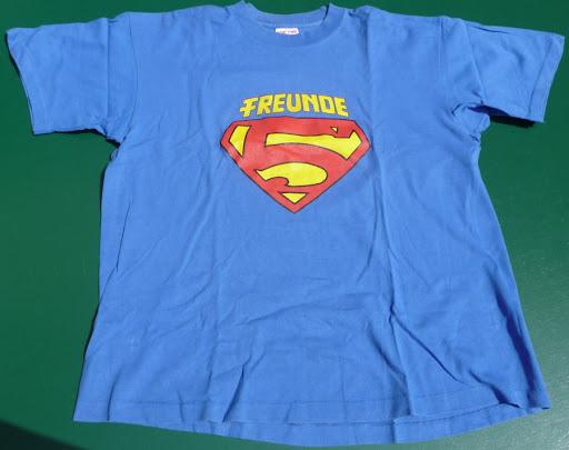 5 Freunde 'Superman' design