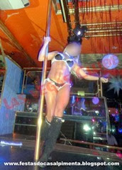 Stripper Michele Galdino