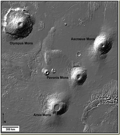 tharsis bulge area