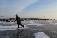Соревнование по ловле на мормышку :: оз. Гусиное, 22 февраля 2014