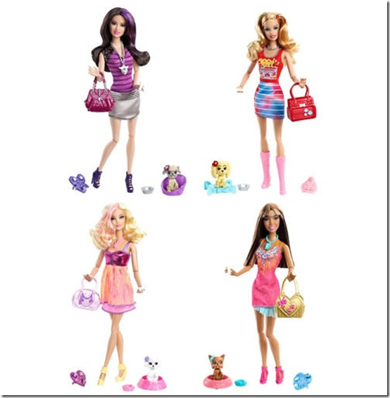 Barbie-Fashionistas-doll-and-pet