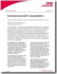 Entrepreneurial Communities