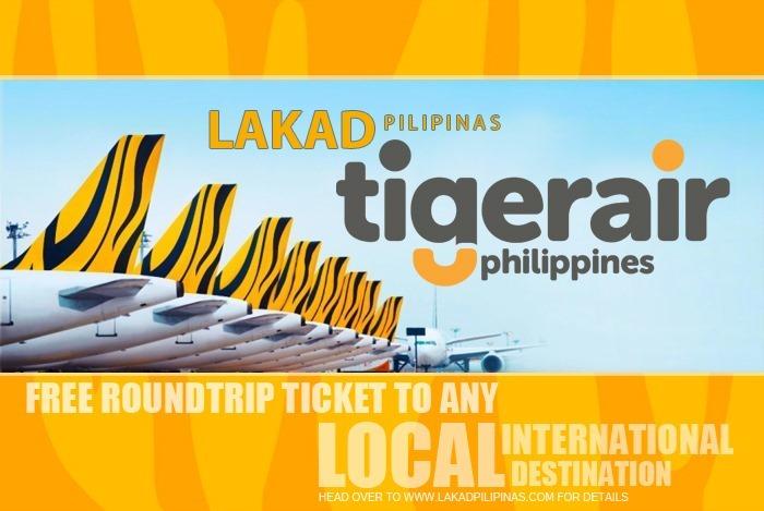 Lakad Pilipinas - TigerAir Philippines