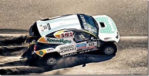 Dakar Rally Renault Duster 01