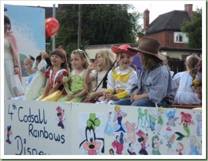 Bilbrook Carnival 2011