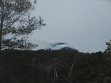 Lots of gas at the summit of Gunung Soputan (Dan Quinn, February 2013)