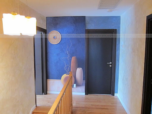 Adobe Hallway