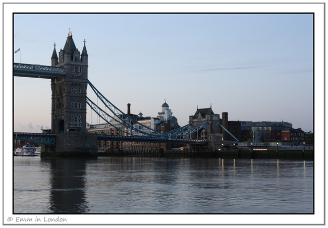 Tower Bridge at Dawn