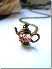 Pink Teapot