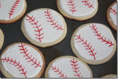 Baseball Cookies 037