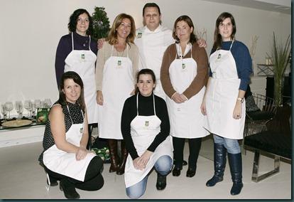 Taller de recetas navideñas con Jaume Drudis