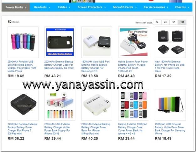 Ebay malaysia 101