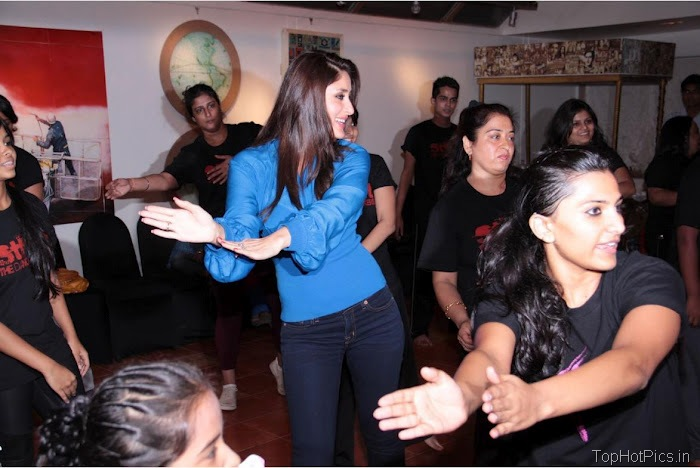 Kareen Kapoor Hot Dancing Photos 3