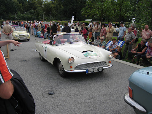 Auto Union 1000 Sp Roadster