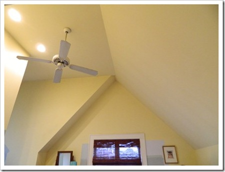 2012 Impossibility.vaulted ceiling