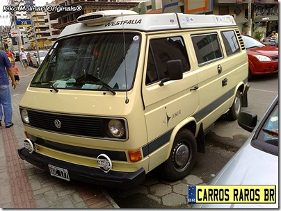 Volkswagen Transporter T3 1986 Diesel (2) [2]