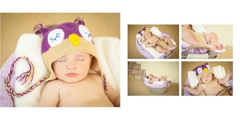 Никита, 3 месяца. Фотосессия и минибук