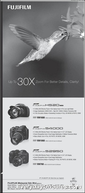 fujifilm-dslr-promotions-2011-EverydayOnSales-Warehouse-Sale-Promotion-Deal-Discount