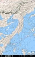 Screenshot of nogago Maps for Hiking Biking