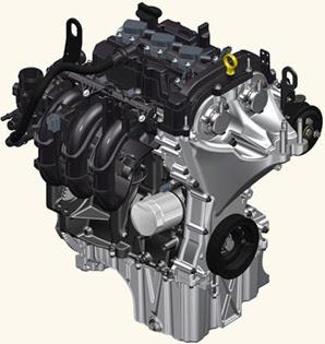 1.0 3C Duplo Comando engine