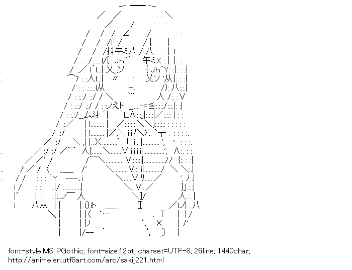Saki,Maya Yukiko