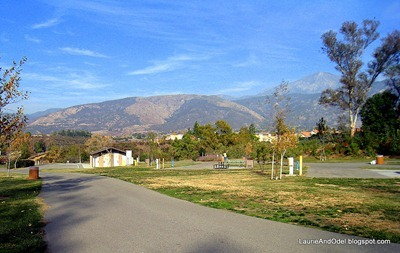 Lots of open space in Yucaipa Regional Park