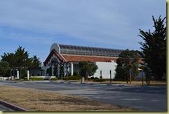 Hearst Entrance