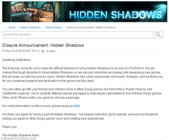 hiddenshadows
