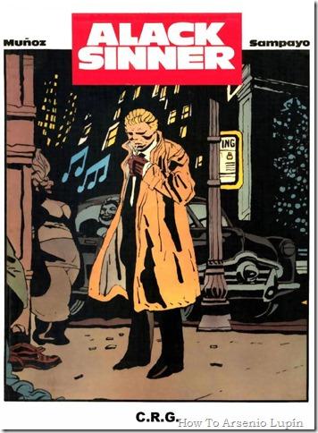2011-11-23 - Alack Sinner