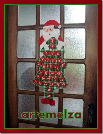 artemelza - calendario natal
