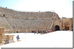 Oporrak 2011 - Jordania ,-  Jerash, 19 de Septiembre  34