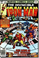 P00022 - El Invencible Iron Man #123