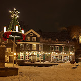 Weihnachtliches Solingen Gräfrath
