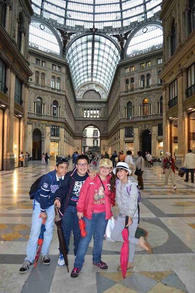 Ancora Galleria Umberto