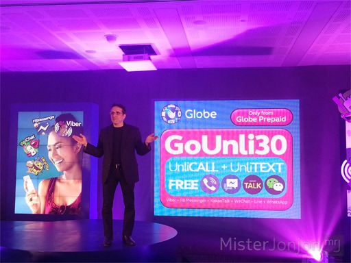 Globe Prepaid GoUNLI30