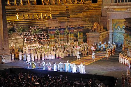 Spectacole Italia: Verona Opera