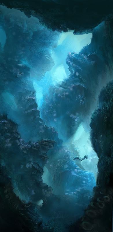 claramoon-underwater