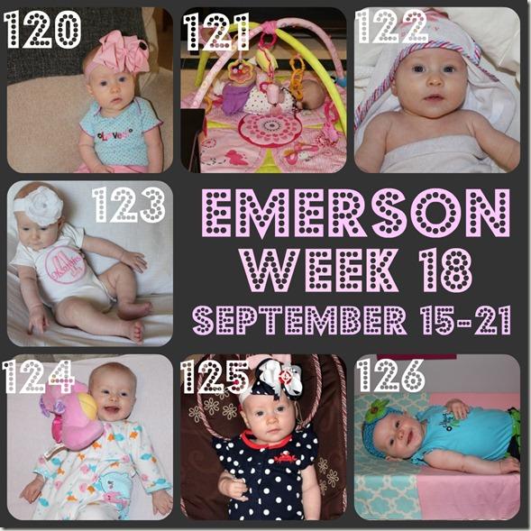 Emerson week 18