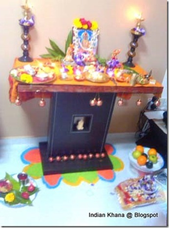 Diwali Prayers Decoration Ideas