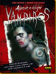 aprende dibujar vampiros