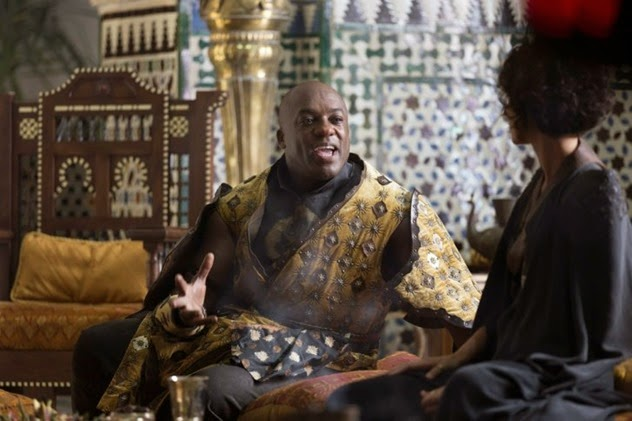 Rodaje de la temporada 5 de Game of Thrones