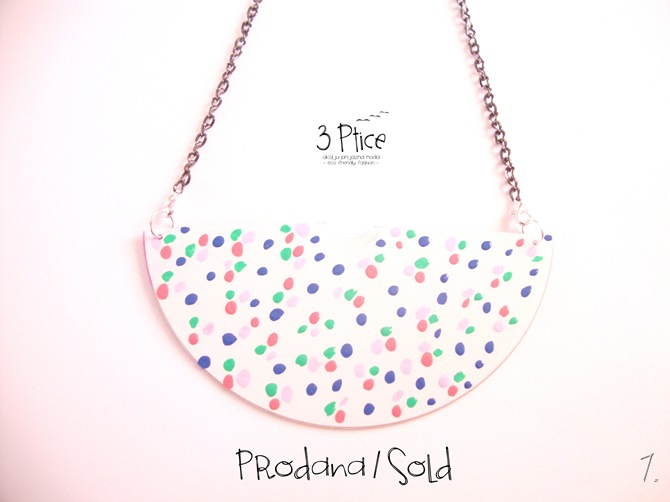 CD necklace 047