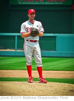 'Roy Oswalt on the mound' photo (c) 2011, Matthew Straubmuller - license: http://creativecommons.org/licenses/by/2.0/