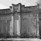 Старая синагога в г. Николаеве, в которой служил А.Д. Лавут