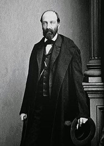 El Príncipe de Joinville en 1862.