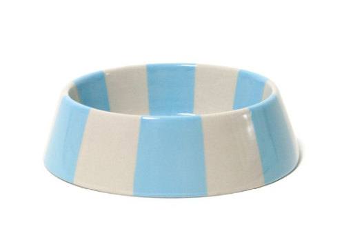This striped bowl from Jonathan Adler is whimsical.(jonathanadler.com)